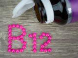 Comprimidos de vitamina B12.